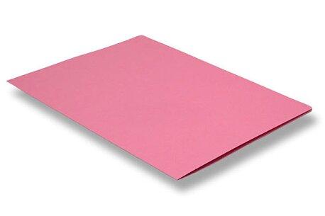 Obrázek produktu Desky bez chlopní HIT Office - A4, růžové