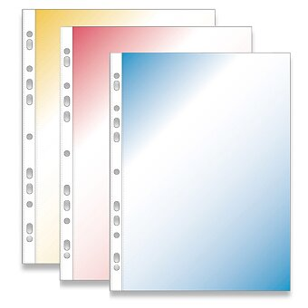 """Obrázek produktu Zakládací obal OA Color """"""""U"""""""" - A4, 25 ks, výběr barev"""