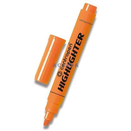 Obrázek produktu Centropen Highlighter 8552 - zvýrazňovač - oranžový