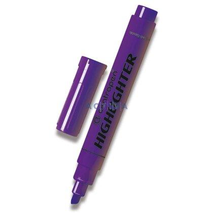 Obrázek produktu Centropen Highlighter 8552 - zvýrazňovač - fialový