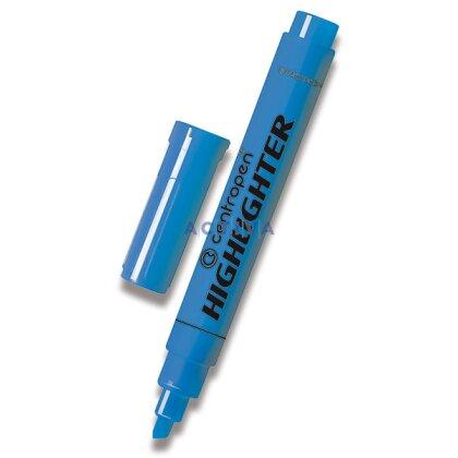 Obrázek produktu Centropen Highlighter 8552 - zvýrazňovač - modrý