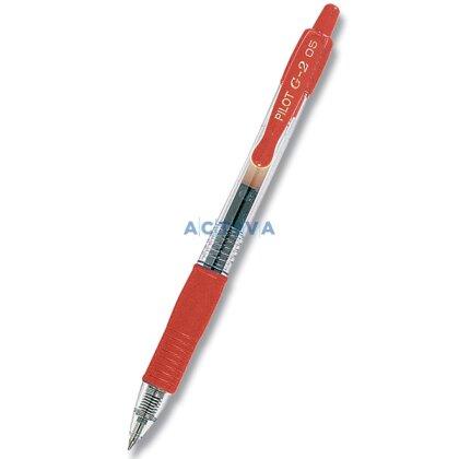 Obrázek produktu Pilot G-2 - gelový roller - červený