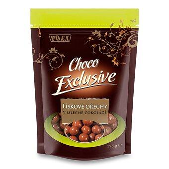 Obrázek produktu Lísková jádra v mléčné čokoládě - 175 g
