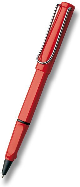 Lamy Safari Shiny Red roller