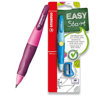 Obrázek produktu Tužka Stabilo EASYergo 3,15 - pro leváky, výběr barev