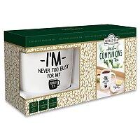 Výběr čajů s hrnkem Ahmad Tea My Best Tea Companions