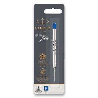 Obrázek produktu Náplň Parker QuinkFlow do kuličkové tužky - F, výběr barev