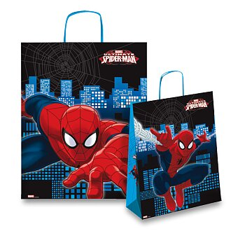 Obrázek produktu Dárková taška Spiderman - 360 x 120 x 460 mm