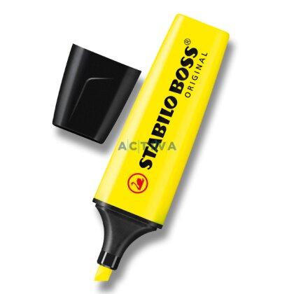 Obrázok produktu Stabilo Boss - zvýrazňovač - 2 alebo 5 mm, žltý