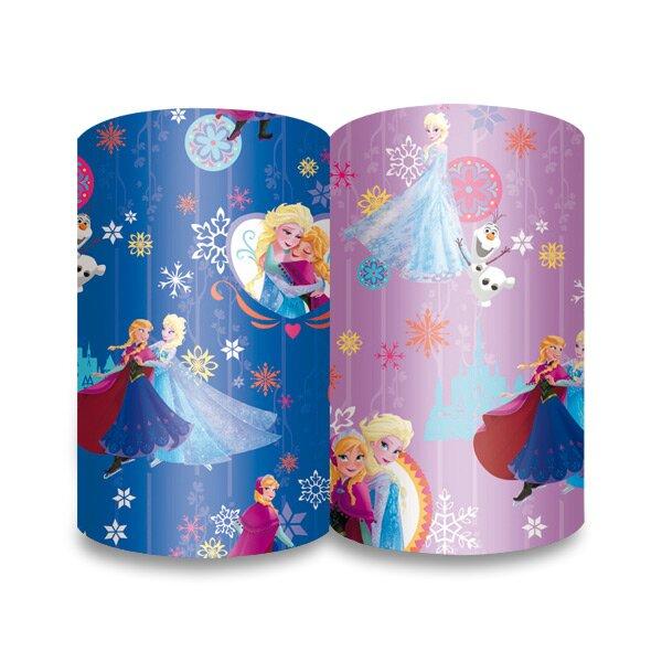 Dárkový balicí papír Frozen 2 x 0,7 m, mix motivů
