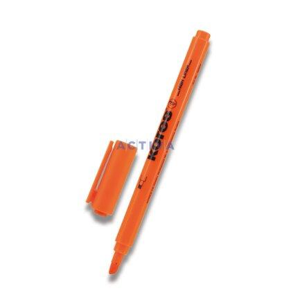 Obrázek produktu Kores High Liner - zvýrazňovač - oranžový