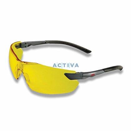 Obrázek produktu 3M 2822 - ochranné brýle - žlutý zorník