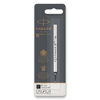 Obrázek produktu Náplň Parker Royal 5TH - F, blistr, výběr barev
