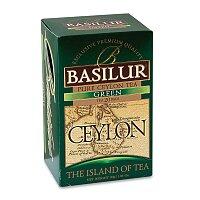 Zelený čaj Basilur Ceylon