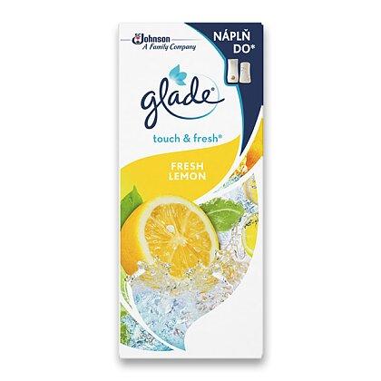 Obrázek produktu Glade Touch & Fresh - osvěžovač vzduchu - Citrus, náplň, 10 ml