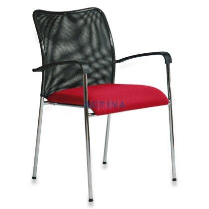 Obrázok produktu Antares Spider - konferenčná stolička - červená