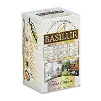 Variace černých a zelených čajů Basilur Four Seansons