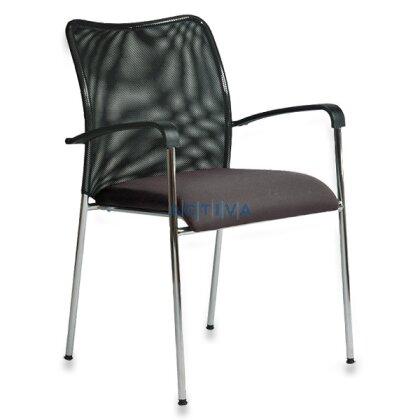 Obrázok produktu Antares Spider - konferenčná stolička - čierna
