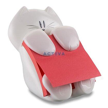 Obrázek produktu 3M Post-it Kočka - zásobník na Z-bločky