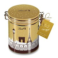 Čokoládové pralinky Lindor Tin Assorted