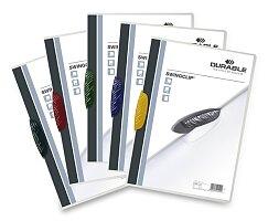 Plastový rychlovazač Durable Swingclip