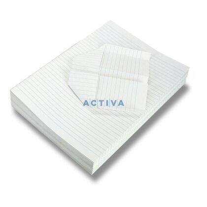 Obrázok produktu Papier A3 skladaný linajkový, 250 archov