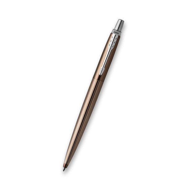 Parker Jotter Premium Carlisle Brown Pinstripe CT kuličková tužka