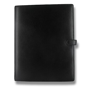 Obrázek produktu Diář A4 Filofax Finsbury - černý
