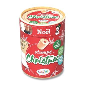 Obrázek produktu Razítka Stampo Nöel Aladine - Vánoce, 15 ks