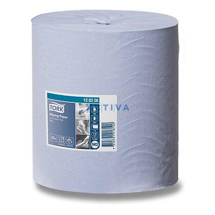 Obrázek produktu Tork Advanced - papírové utěrky v roli - 1vrstvé, návin 320 m, neperforované