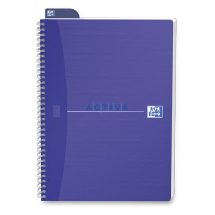 Obrázok produktu Oxford My Colors - A4, 90l., linajkový