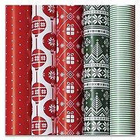 Dárkový balicí papír Christmas Red