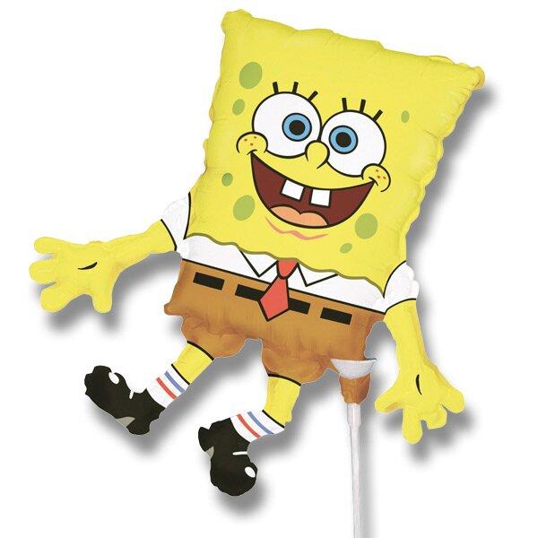Fóliový party balónek 3D Sponge Bob