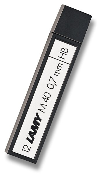 Lamy tuhy M 40 HB 12 ks 0,7 mm
