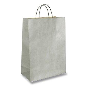 Obrázek produktu Dárková taška Ambar Kraft - velikost M, mix barev