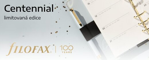Filofax Centennial Limitovaná edice