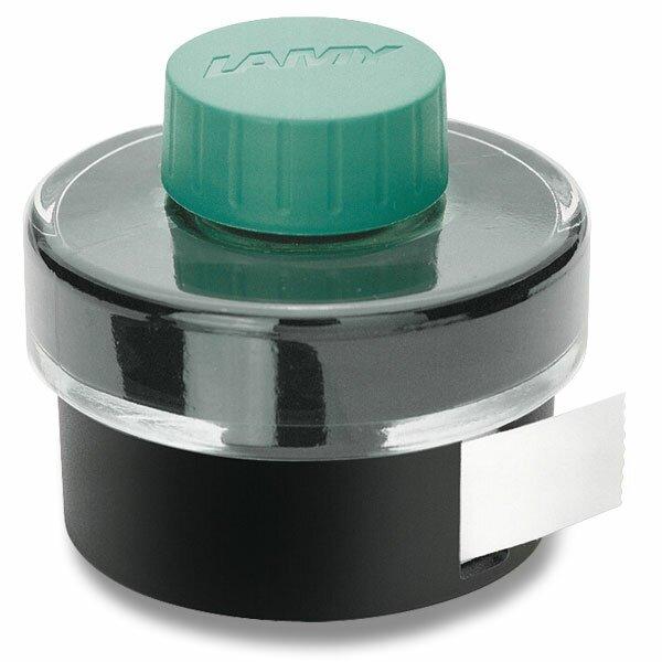 Lamy lahvičkový inkoust T52 tyrkysový