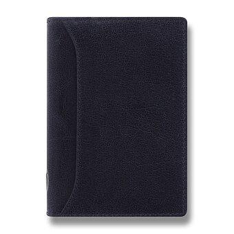 Obrázek produktu Kapesní diář Filofax Lockwood Slim A7 - modrý