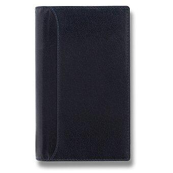 Obrázek produktu Osobní diář Filofax Lockwood Slim A6 - modrý