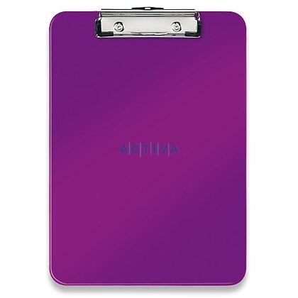 Obrázek produktu Leitz Wow - psací podložka - A4, fialová
