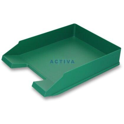 Obrázek produktu Helit Economy - kancelářský odkladač - zelený
