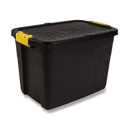Obrázok produktu Strata Heavy Duty - úložný box - 600 x 400 x 400 mm, 60 l