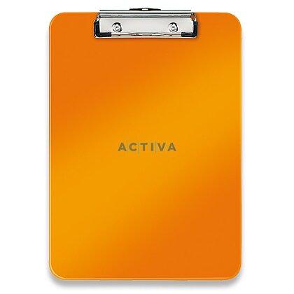 Obrázek produktu Leitz Wow - psací podložka - A4, oranžová