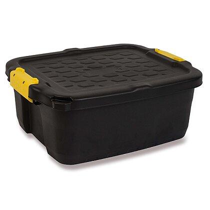 Obrázok produktu Strata Heavy Duty - úložný box - 500 x 400 x 200 mm, 24 l