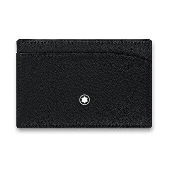 Obrázek produktu Pouzdro na kreditní karty Montblanc Meisterstück Soft Grain - 3 cc