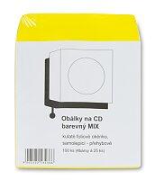 Papírová obálka na CD