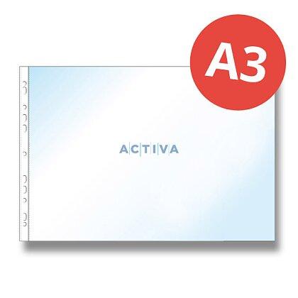 Obrázek produktu OA - zakládací obal závěsný U A3 - lesklý
