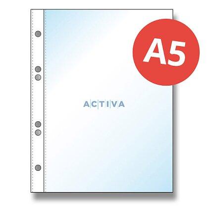 Obrázek produktu OA - zakládací obal závěsný U A5 - lesklý