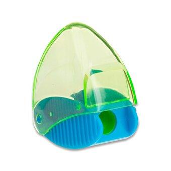 Obrázek produktu Ořezávátko Kores Snappy - s odpadní nádobou - 1 otvor, mix barev