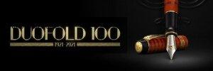Parked Duofold 100th limitovaná edice